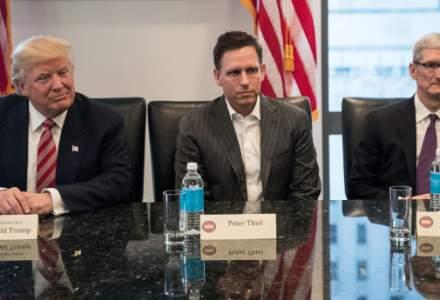 Tim Cook despre intalnirea cu Trump: Nu rezolvi lucrurile doar tipand