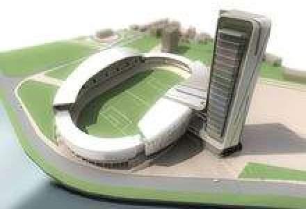 Cat au durat negocierile pentru acoperisul stadionului de 45 mil. euro din Cluj