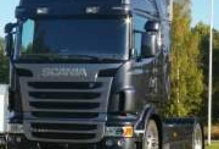 Scania: Vanzarile de camioane grele se vor dubla in 2011