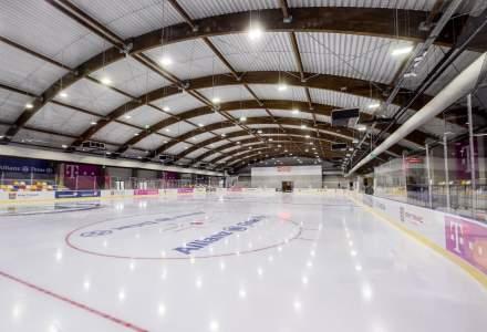 Tiriac deschide patinoarul Telekom Arena pe 23 decembrie