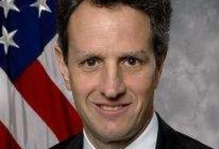 Timothy Geithner ar putea demisiona in acest an din functia de sef al Trezoreriei SUA