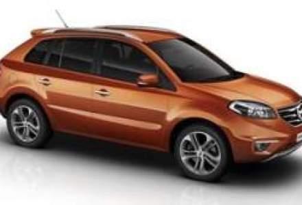 Renault Koleos facelift este disponibil in Romania