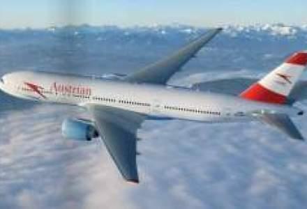 Austrian Airlines ofera noi conexiuni intre Bucuresti si Lisabona
