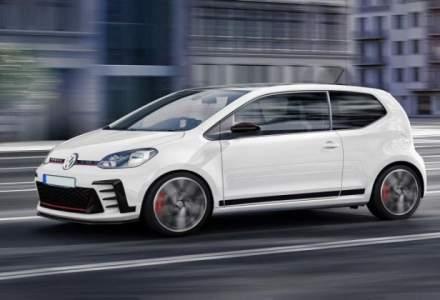 Planurile VW includ un nou model: Up GTI va intra in competitia masinilor de oras puternice