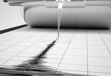 Cutremur cu magnitudinea 5,2 grade in zona Vrancea, resimtit si la Bucuresti