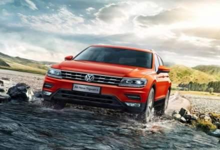 VW prezinta Tiguan Allspace, SUV-ul cu sapte locuri si ampatament lung