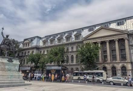 Circulatie inchisa in zona Pietei George Enescu din Capitala, pentru petrecerea de Revelion