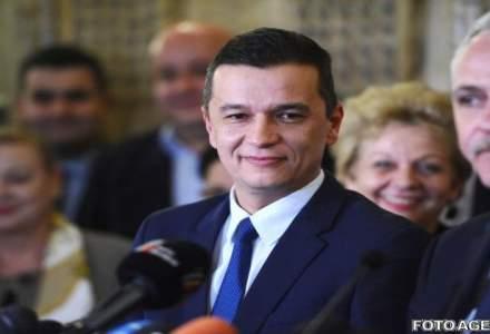 Sorin Grindeanu a sosit la Cotroceni pentru discutia cu presedintele Iohannis