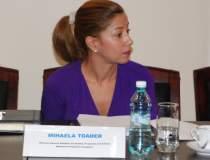 Mihaela Toader a fost avizata...