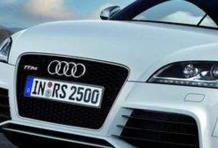 Audi pluseaza in Ungaria: 2.100 de noi locuri de munca