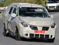 Cum arata viitorul MPV Dacia...