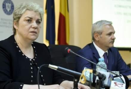 Sevil Shhaideh: Raspunderea administrativa trebuie clarificata printr-un proiect de lege