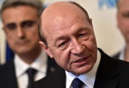 Basescu: Salut decizia parchetului de a se autosesiza in chestiunea dezvaluirilor lui Sebastian Ghita