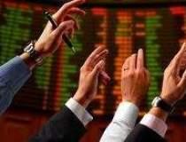 Bursa a scazut, in linie cu...