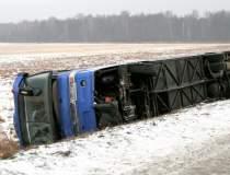 Accident cu 30 de victime din...