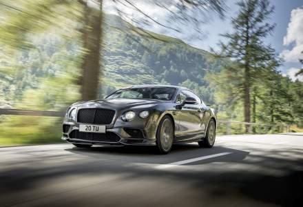 Bentley a prezentat cel mai rapid model produs vreodata