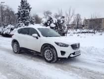 Test drive cu Mazda CX-5...