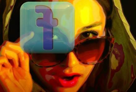 Cati romani au conturi Facebook la inceput de 2017