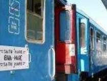 Calatoria cu trenul intre...