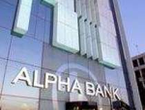 Alpha Bank isi majoreaza...