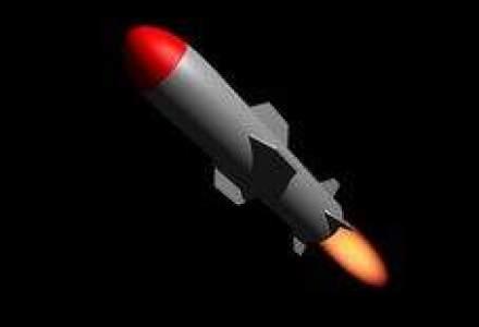 Patru lazi cu focoase pentru rachete au disparut dintr-un tren