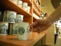 Premiera pentru Starbucks:...