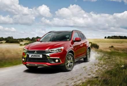 Mitsubishi ASX facelift costa in Romania de la 18.700 euro