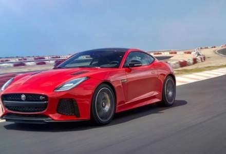Jaguar lanseaza F-Type Facelift si o editie speciala 400 Sport