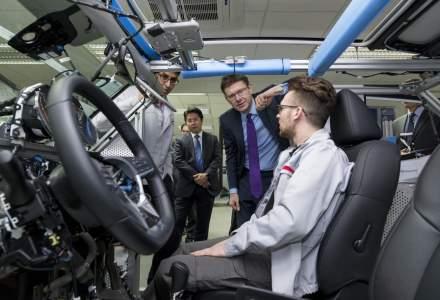 Nissan va efectua primele teste in Europa pe vehicule autonome in Londra