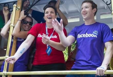Averea neta a lui Mark Zuckerberg a crescut cu 5 miliarde dolari in 2016
