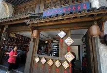 Garda Financiara in China Town: Amenzi de 55.000 lei si cinci firme suspendate
