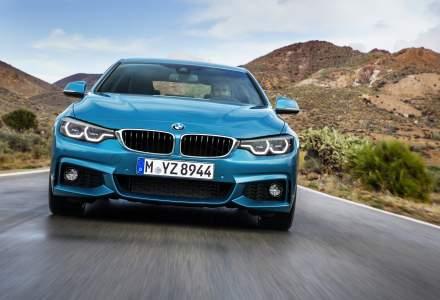 BMW Seria 4 facelit poate fi comandat din martie
