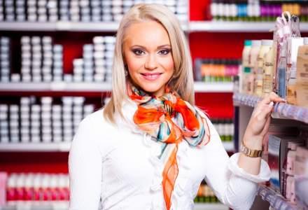 """A """"crescut"""" o afacere cu produse profesionale pentru par in valoare de patru milioane de euro"""