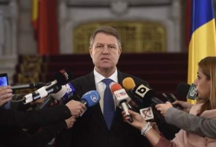 Iohannis, dupa declaratiile lui Dodon: Am asteptarea ca presedintele sa actioneze conform atributiilor constitutionale