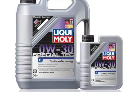 Liqui Moly a dezvoltat uleiul Special Tec F 0W-30