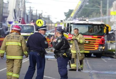 Trei morti si 20 raniti dupa ce o masina a intrat in multime la Melbourne