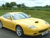 Ferrari-ul lui Eric Clapton a...