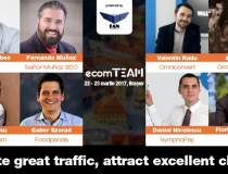 ecomTEAM anunta un line-up...