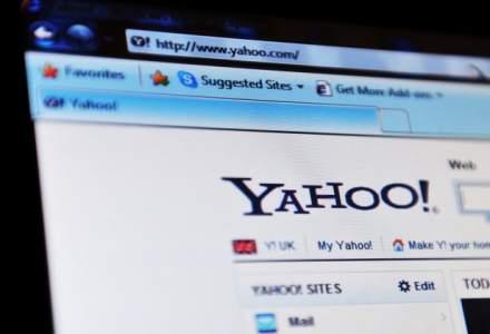 Yahoo a obtinut profit si venituri peste asteptari in trimestrul patru din 2016
