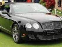 SUV de lux marca Bentley? DA,...