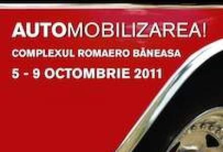 Salonul Auto reinvie in toamna la Bucuresti