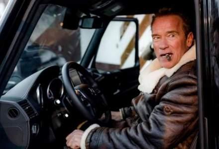 Arnold Schwarzenegger devine eco dar nu renunta la dragostea pentru masini mari