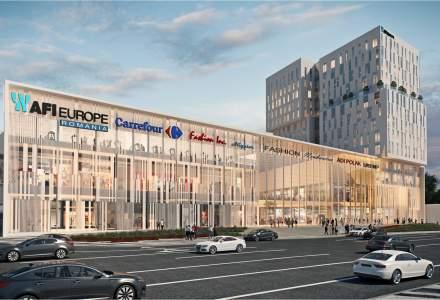 Cum va arata mall-ul AFI din Brasov: israelienii au inceput lucrarile proiectului de 45.000 mp. Carrefour, viitoarea ancora