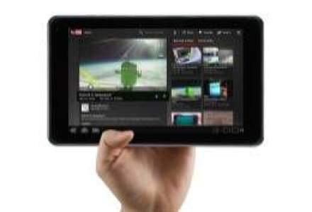 LG aduce in Romania Optimus Pad, prima tableta cu camera 3D