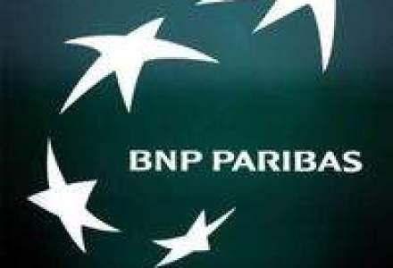 BNP Paribas, provizioane de peste 500 mil. euro pentru expunerea pe Grecia