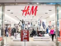 Vanzarile H&M in Romania au...