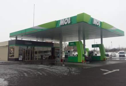 MOL Romania a investit 1 mil. euro intr-o noua benzinarie la Craiova