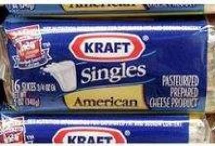 Kraft separa de grup o divizie de produse alimentare din SUA