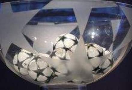 Echipele romanesti de fotbal isi afla azi adversarii din Europa