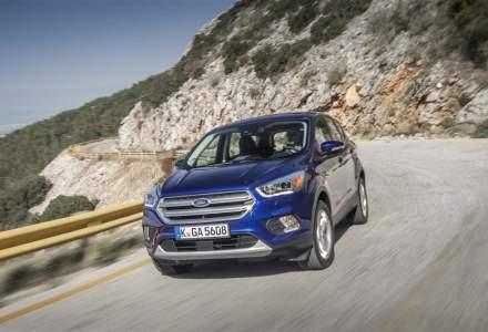 Ford va oferi pana in 2020 un SUV 100% electric cu autonomie de 480 de kilometri